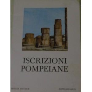 Iscrizioni pompeane