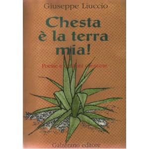 Giuseppe Liuccio, Chesta è la terra mia