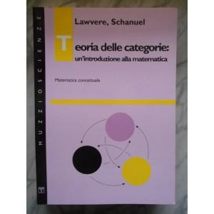Lawvere, Schanuel, Teorie delle categorie