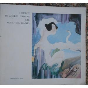 I dipinti di Andrea Giovene nel Museo del Sannio