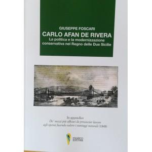 Giuseppe Foscari, Carlo Afan de Rivera