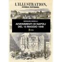 Gennaro Marulli, Avvenimenti di Napoli del 15 maggio 1848