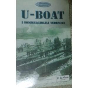 U-Boot i sommergibili tedeschi