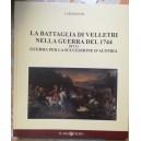 Luigi Devoti, La battaglia di Velletri nella guerra del 1744