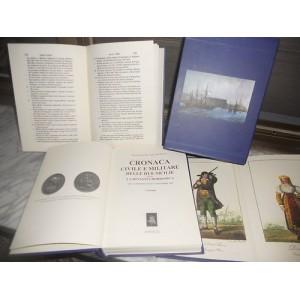 Cronaca civile e militare delle Due Sicilie sotto la dinastia borbonica