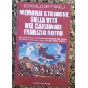Sacchinelli, Memorie storiche sulla vita del cardinale Fabrizio Ruffo