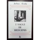 Julius Evola, I saggi di Bilychnis