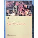 Attilio Mellone, Saggi e letture dantesche