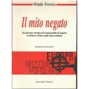 Orazio Ferrara, Il mito negato da giovane Europa ad avanguardia di popolo
