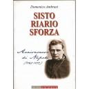 Domenico Ambrasi, Sisto Riario Sforza Arcivescovo di Napoli