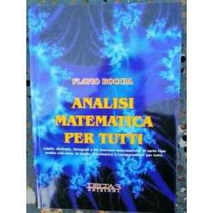 Flavio Boccia, Analisi matematica per tutti