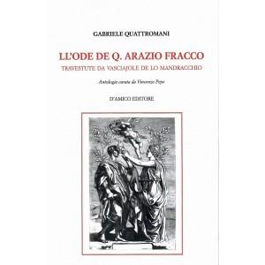 Gabriele Quattromani, Le Odi di Orazio in napoletano
