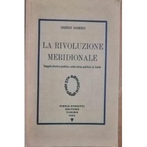Guido Dorso, La rivoluzione meridionale,