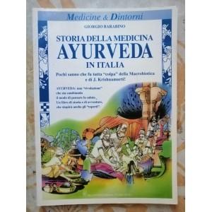 Storia della medicina AYURVEDA in Italia