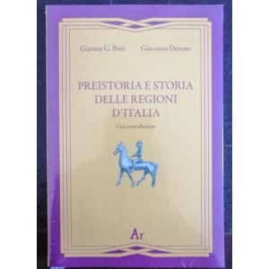 Preistoria e storia delle regioni d'Italia