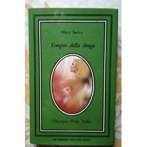 Mary Stiva, Tempio della droga