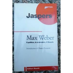 Karl Jaspers, Max Weber