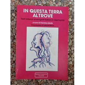 Testi letterari di emigrati italiani in Germania