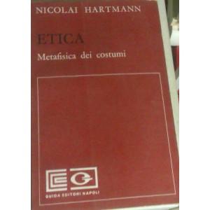 Hartmann, Metafisica dei costumi