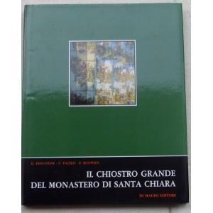 Il chiostro grande nel Monastero di Santa Chiara