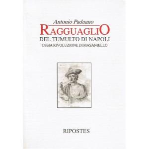 Ragguaglio del tumulto di Napoli Masaniello