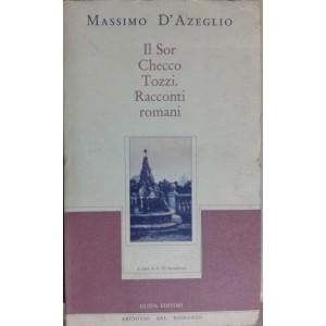 D'Azeglio, Racconti romani
