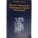 Dizionario di spiriti e spiriti
