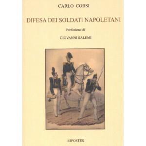 Difesa dei Soldati Napoletani 1860