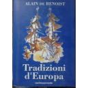 De Benoist, Tradizioni d'Europa