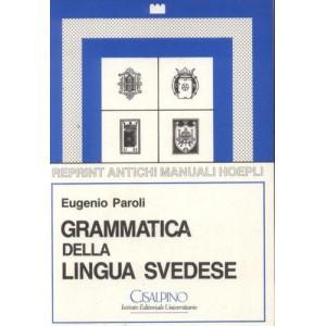 Grammatica svedese