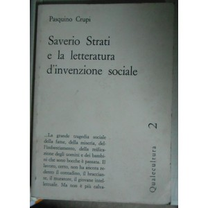 Saverio Strati e la letteratura d'invenzione sociale