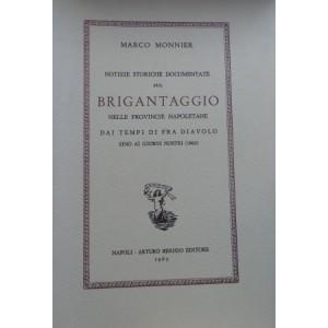 Monnier, brigantaggio
